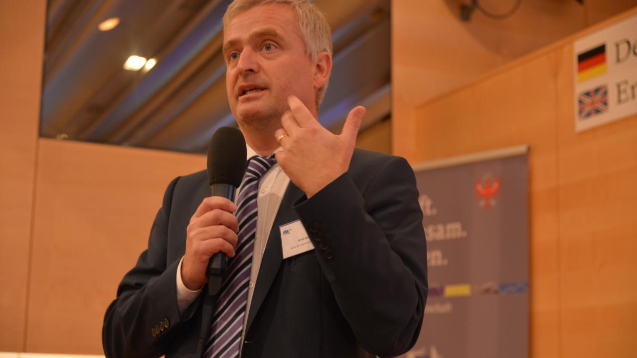 Ulrich Santa, Energy Agency Sooth Tyrol-CasaClima, EUSALP AG9 leader