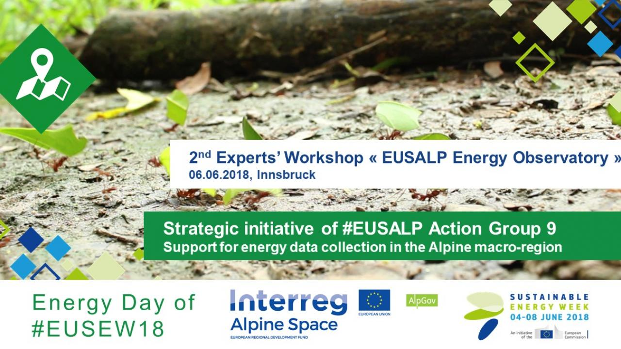 2nd experts' workshop