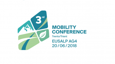 3rd EUSALP AG4 Mobility Conference - 21 June 2018 in Trento