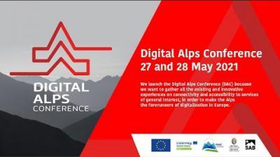 Teaser Digital Alps Conference 2021
