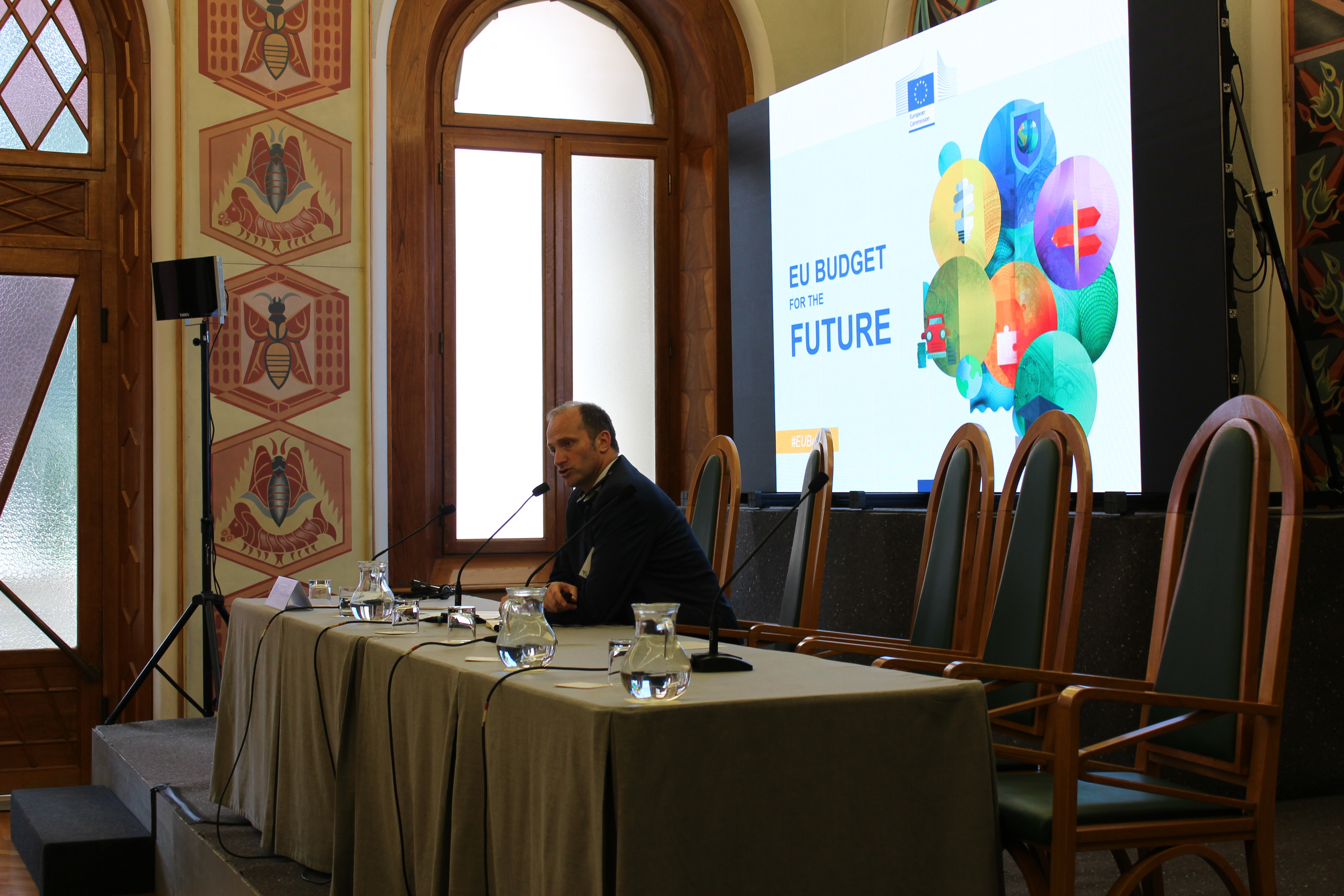 EU Budget and the Future - Antongiulio Marin DG Move